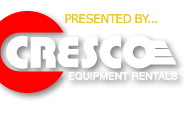 Presented by Cresco Equipment Rentals